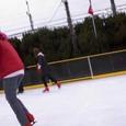 初 スケート